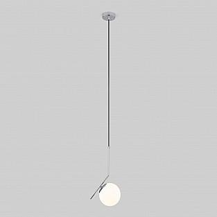 Подвесной светильник с длинным тросом 50160/1 хром
