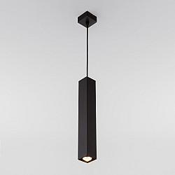 Светодиодный подвесной светильник 50154/1 LED черный