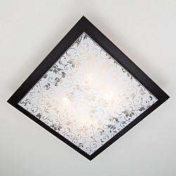 Потолочный светильник 2761/4 венге