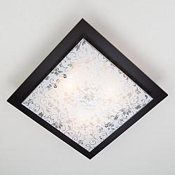 Настенно-потолочный светильник 2761/3 венге