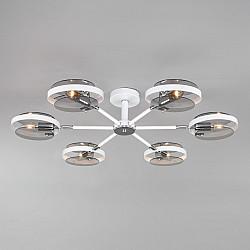 Потолочный светильник в стиле лофт 70121/6 белый