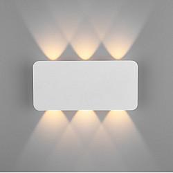 Настенный светодиодный светильник 40138/1 LED белый