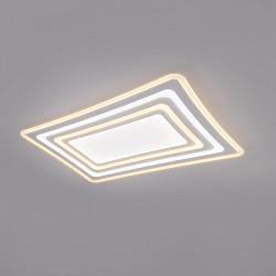 Светодиодный потолочный светильник с пультом управления 90155/4 белый