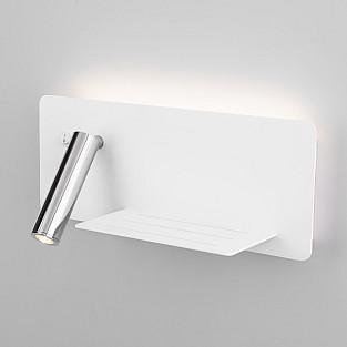 Fant R LED белый/хром настенный светодиодный светильник MRL LED 1113