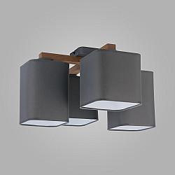 Потолочный светильник 4166 Tora Gray