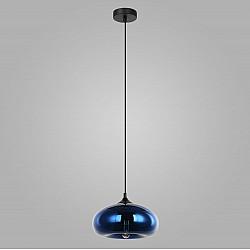 Подвесной светильник 50166/1 синий