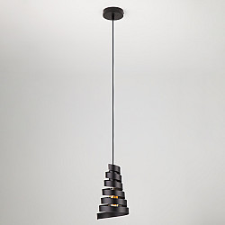 Подвесной светильник в стиле лофт 50058/1 черный