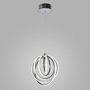 Светодиодный подвесной светильник 90170/5 хром