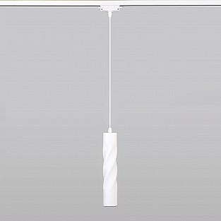 Трековый подвесной светильник 50162/1 LED белый