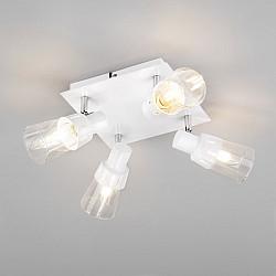 Потолочный светильник с поворотными плафонами 20081/4 белый