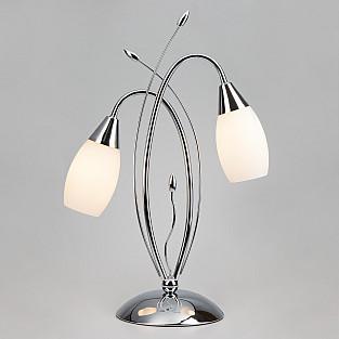 Светильник настольный 22080/2T хром
