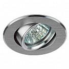 Точечные металлические светильники