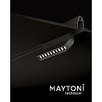 Новинка! Магнитная трековая система второго поколения Maytoni Technical