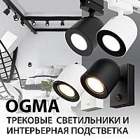 Новинки Elektrostandard! Трековые светильники и интерьерная подсветка серии OGMA